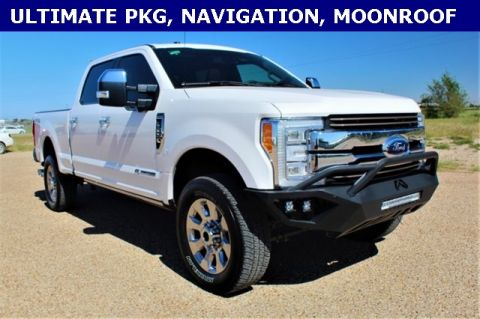 Pre-Owned 2018 Ford F-250SD King Ranch