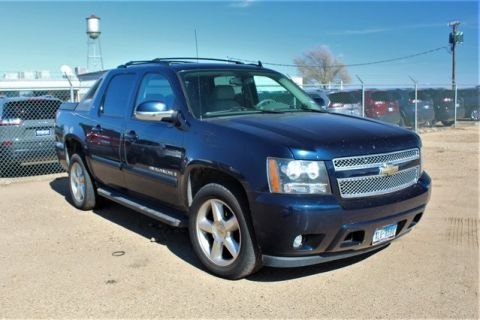 Pre-Owned 2008 Chevrolet Avalanche 1500 LT